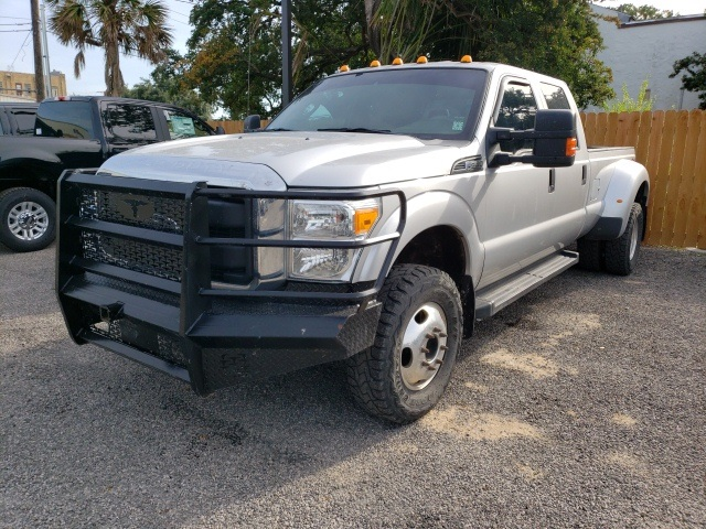 Pre-Owned 2015 Ford F-350SD XL